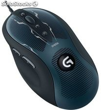 G400S optical gaming mouse