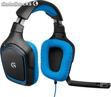 G430 surround sound g.headset