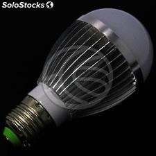 G55 led Bulb 5W E27 230VAC Daylight (NB83)