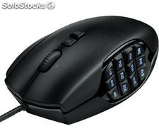 G600 mmo gaming mouse black
