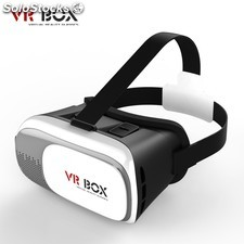 "Gafas de realidad virtual y 3D ""VR BOX"""