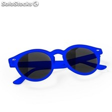 Gafas de sol color azul