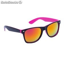 Gafas de sol color fucsia