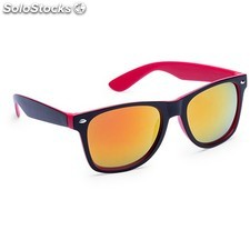 "Gafas de sol ""colors"" rojo"