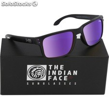 Gafas de sol freeride spirit - black - the indian face - 8433856065657 -