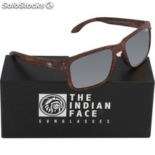 Gafas de sol freeride spirit - brown wooden - the indian face - 8433856065671 -