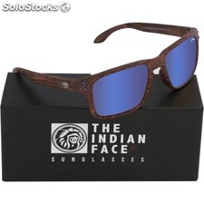 Gafas de sol freeride spirit - brown wooden - the indian face - 8433856065688 -