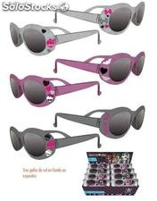 Gafas de Sol + Funda Monster High