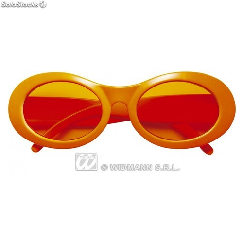 Gafas fashion naranja