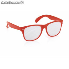 Gafas zamur color: rojo