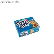 Galleta chips ahoy paquete de
