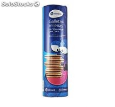 Galletas Coaliment Rellenas Chocolate 500gr