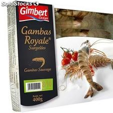 Gambas royal.8/12 400G
