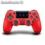 Gamepad original sony PS4 dualshock rojo v.2