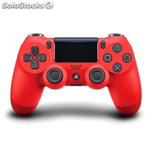 Gamepad original sony PS4 dualshock rojo v.2 PGK02-A0012324