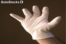 Gants latex petite taille (100 uds)