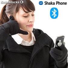 Gants Tactiles Mains Libres Shaka Phone