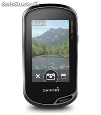 Garmin Oregon 750, GPS Outdoor WiFi con cámara