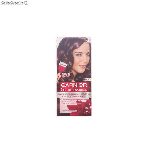 Garnier color sensation #4,15 chocolate