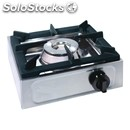 Gas boiling top - 1 burner - mod. big7001f - pilot light - 1 gas burner (various
