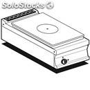 Gas boiling top - mod. tpt/94g - solid top - dimensions: cm l 40 x d 90 x h 28 -
