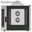 Gas convection oven - direct moistening - cod. ekf664gud - capacity n. 6