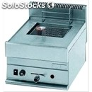 Gas countertop fryer - mod. 65/40 frg - n. 1 tank lt. 8 - power kw 6,3 -