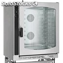 Gas gastronomy and pastry convection oven - mod. emg10 - electromechanical