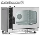 Gas gastronomy and pastry convection/ steam combination oven - mod. ecg52 -