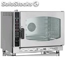Gas gastronomy and pastry convection/ steam combination oven - mod. mdg7 -