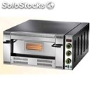 Gas pizza oven mod. fgi 4 - manual control panel - single phase/three phase -