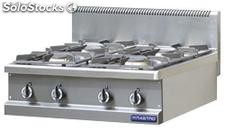 Gas range 4 burners