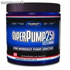 Gaspari nutrition - superpump 250 ( 25 porciones)