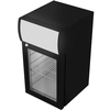 Gastro-Cool Nevera de bar mostrador 21 L GCDC25