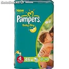 Geant pampers X50 T4 7/18