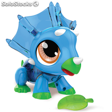 Gear2play Robot dinosaurio Build a Bot azul TR50130