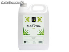 Gel Aloe Vera Kefus 5000 ml. Blanco