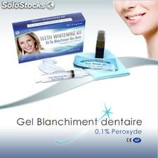 Gel de blanchiment dentaire professionnel