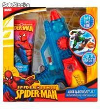Gel de Ducha mas Pistola de Agua Spiderman (150ml)
