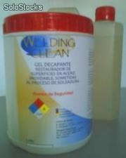 Gel decapante weldin clean