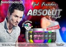 Gel fixador absolut night
