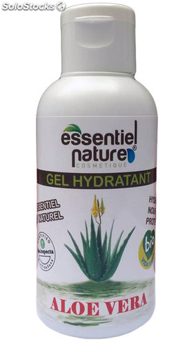 gel hydratant aloe vera bio 100 ml. Black Bedroom Furniture Sets. Home Design Ideas