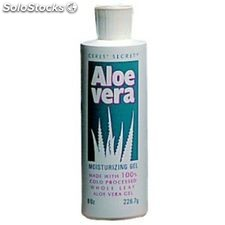 Gel idratante all'Aloe Vera. 240 gr