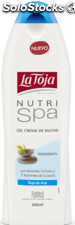 Gel la toja SPA hidratante 550ml