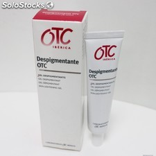 Gel Otc Despigmentante