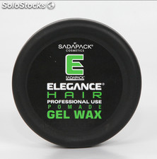 Gel pommade wax
