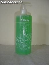 Gel post depilación con aloe vera 500ml