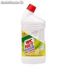 Gel wc javel citron wc net - gel wc javel wc net citron 1,5l