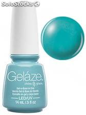 Geláze Esmalte 2 en 1 Gel y capa base 14ml. | for audrey