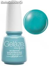 Geláze Esmalte 2 en 1 Gel y capa base 9,76ml. | For Audrey